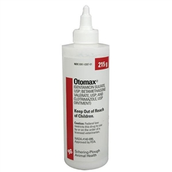 Otomax Ointment, 215g