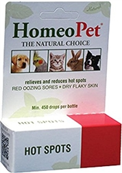 HomeoPet Hot Spots, 15 ml