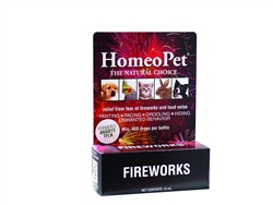 HomeoPet Anxiety TFLN (Thunderstorm, Fireworks, Loud Noise), 15 ml