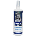 No Go! House Breaking Aid for Pets, 16 oz