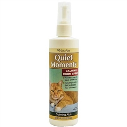 NaturVet Quiet Moments Feline Spray, 8 oz.