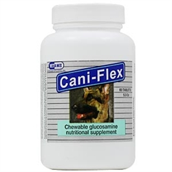 Cani-Flex Chewable Glucosamine Nutritional Supplement , 60 Tablets