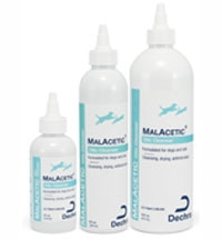 MalAcetic Otic Cleanser For Pets, 8 oz