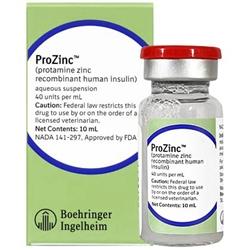 prozinc insulin l diabetes treatment for cats medi vet. Black Bedroom Furniture Sets. Home Design Ideas