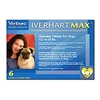 Iverhart Max for Dogs 12-25 lbs, 6 Pack