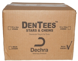 DentAcetic DenTees Chews, 5 lb (75 Count) Box