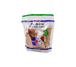 Dentahex Oral Care Chews For Dogs - Large, 30 Chews