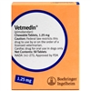 Vetmedin 1.25mg Chewable Tablets