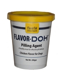 Flavor-Doh Pilling Agent, Chicken Flavor For Dogs, 200 gm