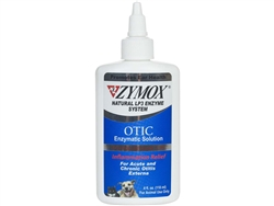 Zymox Otic HC 1.0% Enzymatic Solution, 4 oz.