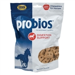 Probios Horse Treats, Digestion and Support, 1 lb. Pouch Apple Flavored