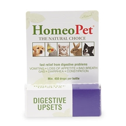 homeopet digestive upsets for pets medi vet. Black Bedroom Furniture Sets. Home Design Ideas