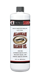 Alaskan Salmon Oil, 16 oz.