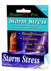 HomeoPet Pro Storm Stress for Cats & Kittens, 5 ml