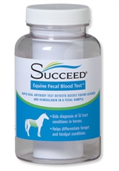 Succeed Equine Fecal Blood Test Kit - 10 Tests
