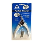 Pet Nail Trimmer With Free Replacement Blade
