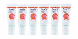 Renal K+ (Potassium Gluconate) Gel,  5 oz. (6 Pack)