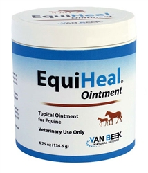 EquiHeal Ointment For Horses, 3.75 oz