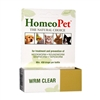 Homeopet Wrm Clear, 15 ml