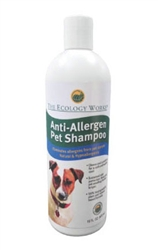 Anti-Allergen Pet Shampoo, 16 oz