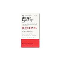 Lincocin Aquadrops