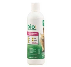 Bio Spot Shampoo for Cats and Kittens, 12 oz.