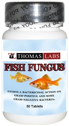 Fish Fungus (Ketoconazole) 200mg, 30 Tablets