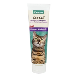NaturVet Cat-Cal Nutritional Gel, 5 oz.