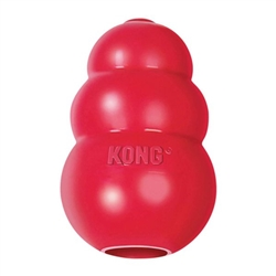 Kong Classic Dog Toy, Red (King) XXL (85 lbs and Over)