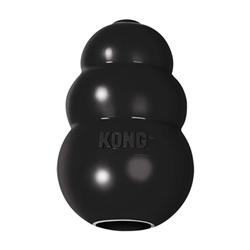 KONG Extreme Dog Toy, Black, Large