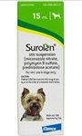 Surolan Otic Suspension, 15 ml