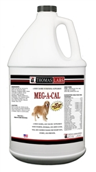 Meg-A-Cal Liquid, Gallon