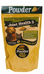 NaturVet Joint Health 3 Powder, 10 oz.