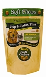 NaturVet Hip & Joint Plus Soft Chew, 120 Chews