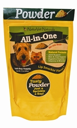 NaturVet Natural All-In-One Powder, 376 g