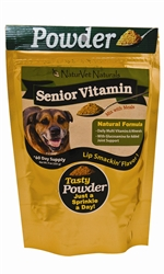 NaturVet Senior Vitamin Powder, 9 oz.