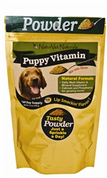 NaturVet Puppy Vitamin Powder, 12 oz.