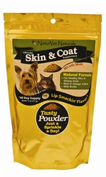 NaturVet Skin & Coat Powder, 11 oz.