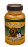 NaturVet Salmon Oil Gel Caps, 60 Capsules