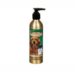 NaturVet Salmon Oil, 17 oz.