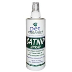 Pet Organics Catnip Spray, 16 oz.