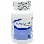 SAMeLQ 100 For Dogs & Cats, 30 Chewable Tablets