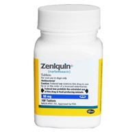 Zeniquin 50mg, 250 Tablets