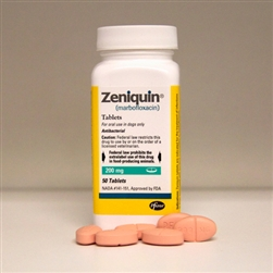 Zeniquin 200mg, 50 Tablets