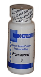 Proanthozone 10 For Cats & Small Dogs, 60 Capsules