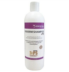 Sogeval Oxiderm +PS Shampoo, Gallon