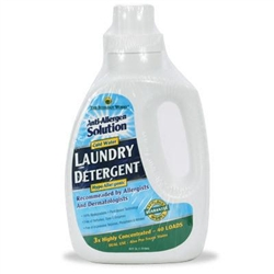 Anti-Allergen Laundry Detergent, 40 oz.