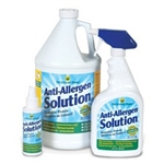 Anti-Allergen Solution, Quart & Gallon Bottles