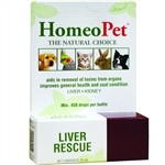 HomeoPet Liver Rescue, 15 ml