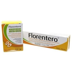 Florentero Symbiotic Chewable Tablets, 30 Count